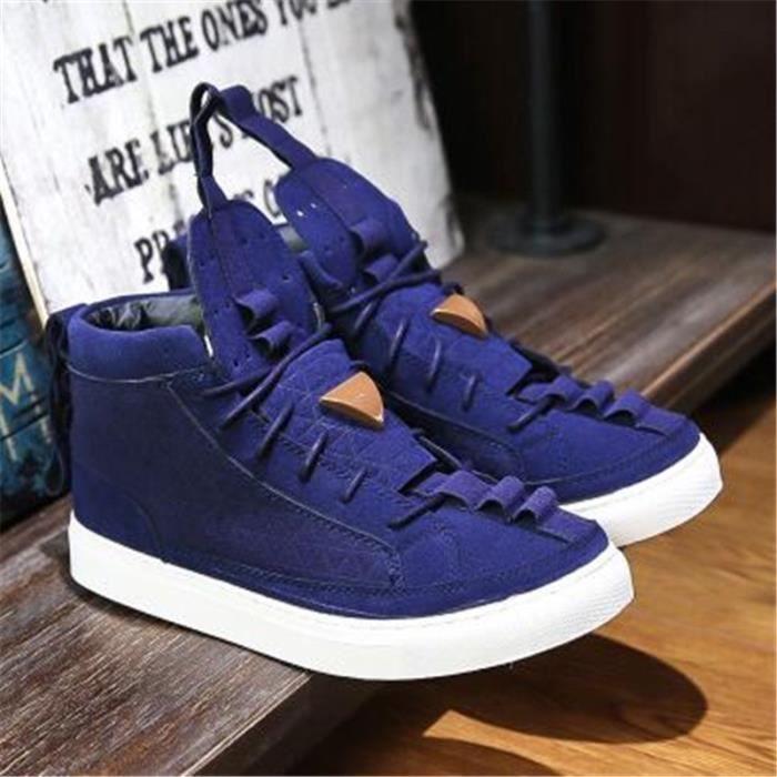 Homme mode Achat de Chaussure Petit noix bleu JINDING coco de 0kPOnw