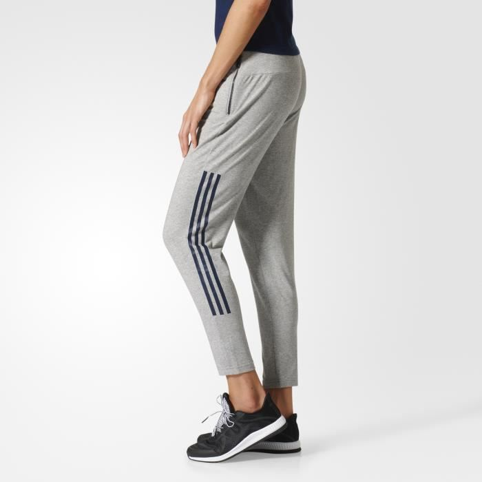Pantalon femme adidas Sport ID Tapered - Prix pas cher - Cdiscount 442698ff578
