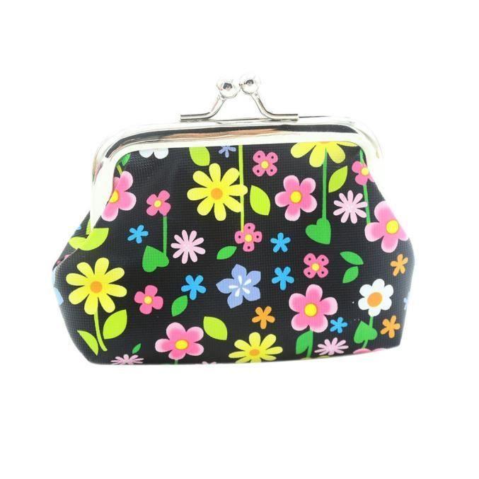 Deessesale®mode Porte Pour monnaie Fleurs zjw11243501 Femmes Portefeuille ffTqRw7