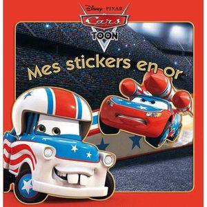 LIVRE JEUX ACTIVITÉS Cars toon