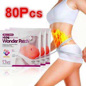 MINCEUR - CELLULITE Wonder Slim Patch pour abdomen amincissant de vent