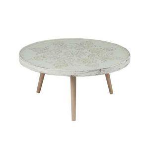 table basse salon ronde achat vente pas cher. Black Bedroom Furniture Sets. Home Design Ideas