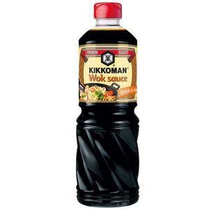 AUTRES SAUCES FROIDES Kikkoman, Sauce wok, 975 ML