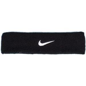 BONNET - CAGOULE Bandeau éponge Headband noir swoosh
