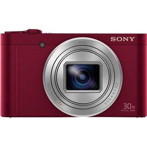 PACK APPAREIL COMPACT Sony Cyber-shot DSC-WX500 Appareil photo numérique