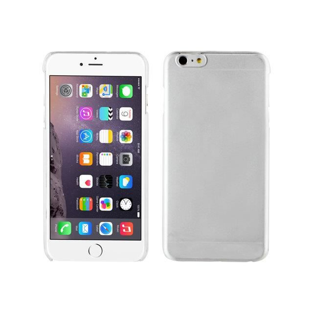 MUVIT Coque Clearback Apple Iphone 6+-6s+