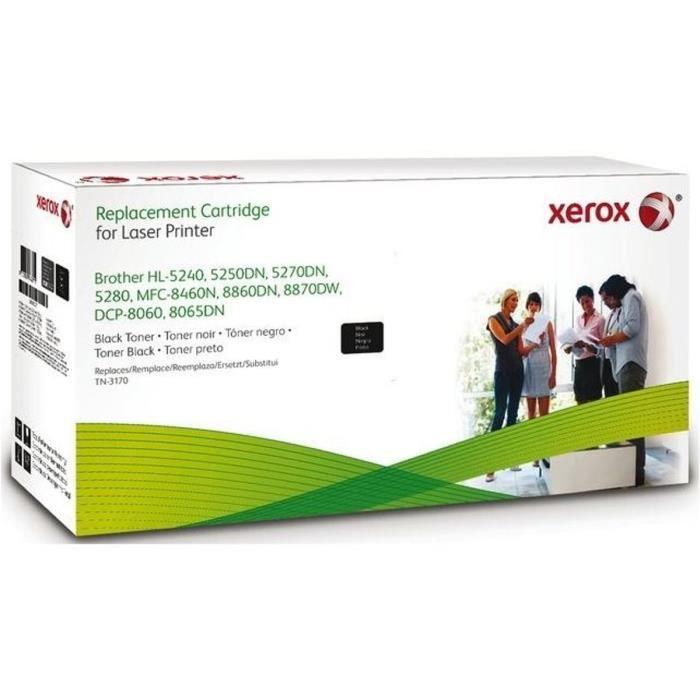 XEROX Cartouche de toner équivalent TN3170 - pour BROTHER HL-5240/50/70/80 - Autonomie 7000 impressions