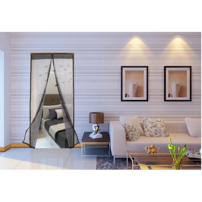 rideaux moustique achat vente pas cher. Black Bedroom Furniture Sets. Home Design Ideas