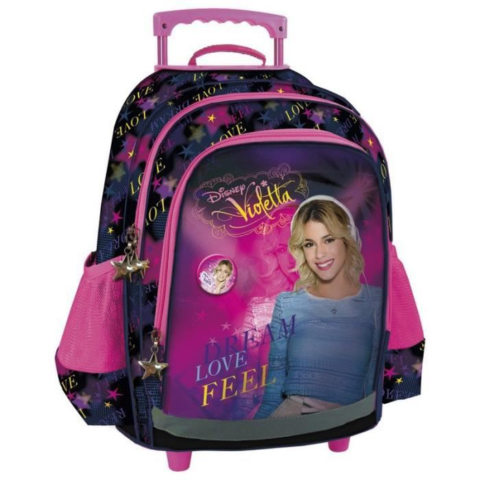 Cartable a roulette fille violetta gambling themed birthday cakes