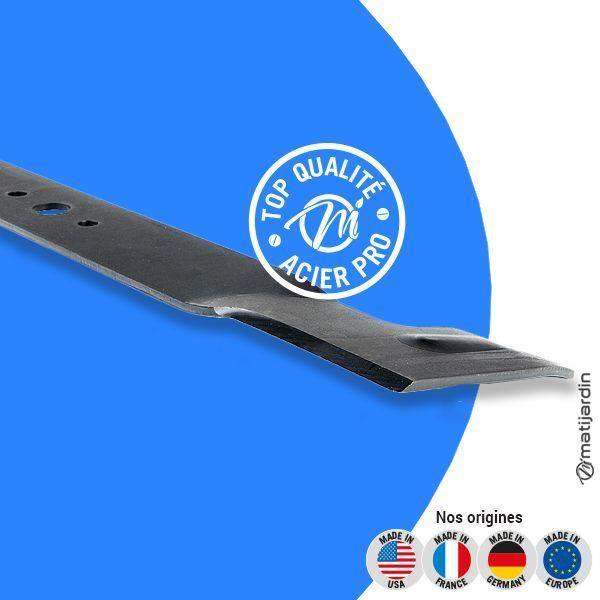 Lame tondeuse pour Viking MT780. N° 61517020100. Coupe 52 cm ...