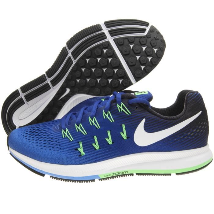new product 638f3 69132 BASKET NIKE AIR ZOOM PEGASUS 33 TAILLE 44.5 COD 831352-404
