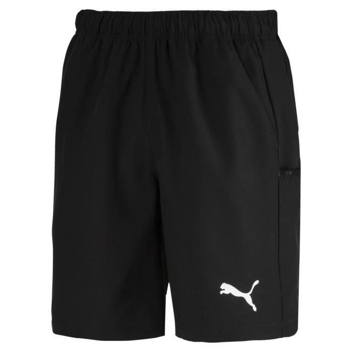 short femme sport poche noire puma