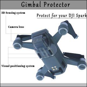 DRONE Nouveau capteur Gimbal Caméra Protecteur de verrou