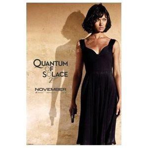 AFFICHE James Bond - Quantum Of Solace - Olga - 61x91,5cm