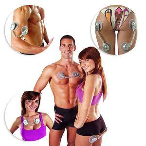 ACCESSOIRE ÉLECTROSTIM Gym Energy Électrostimulateur de musculation Abs D