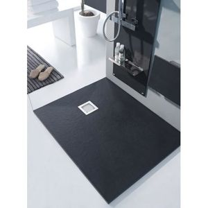 receveur de douche 110x90 achat vente receveur de. Black Bedroom Furniture Sets. Home Design Ideas