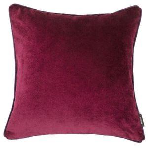 housse coussin velours rouge Housse de coussin velours rouge   Achat / Vente pas cher housse coussin velours rouge