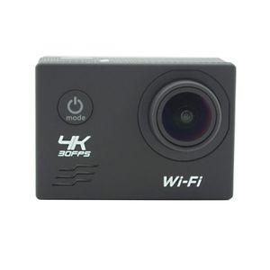 CAMÉSCOPE NUMÉRIQUE Uphig SJ8000 4K Cam Action étanche WiFi Complet HD