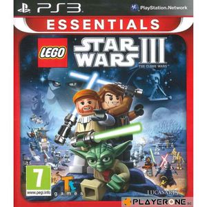 JEU PS3 Lego Star Wars 3 : The Clone Wars (RELAUNCH) : Pla