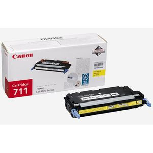 TONER Canon 1657B002, Cartouche laser, 6000 pages, Jaune