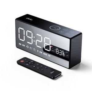 Radio réveil Dido Radio Réveil FM Haut-Parleur Bluetooth de bas
