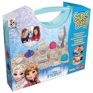 KIT MODELAGE Goliath - Super Sand Valisette Frozen