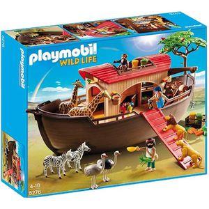 UNIVERS MINIATURE PLAYMOBIL 5276 Arche de Noé avec Animaux