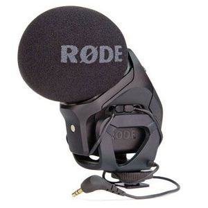 MICROPHONE - ACCESSOIRE STEREO VIDEOMIC PRO