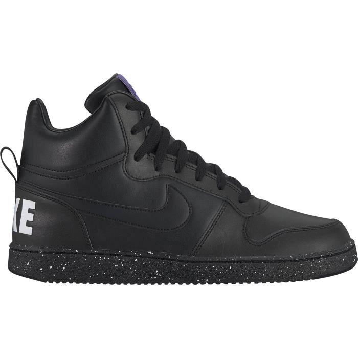 Court Royale (GS), Baskets Homme, Noir (Black/Black 001), 39 EUNike