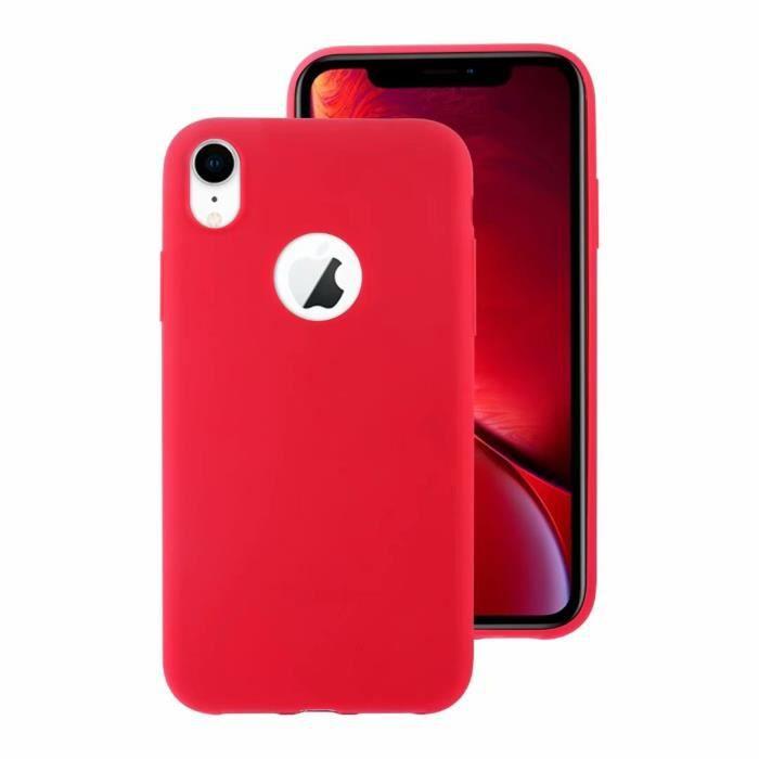 coque de couleur iphone xr