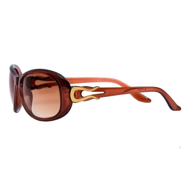Oversized Womens Sunglasses(2364|1|purple) BUNDJ