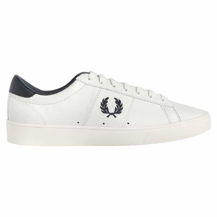 Fred Homme Perry Spencer De Chaussures Tennis Leather 1w7qt