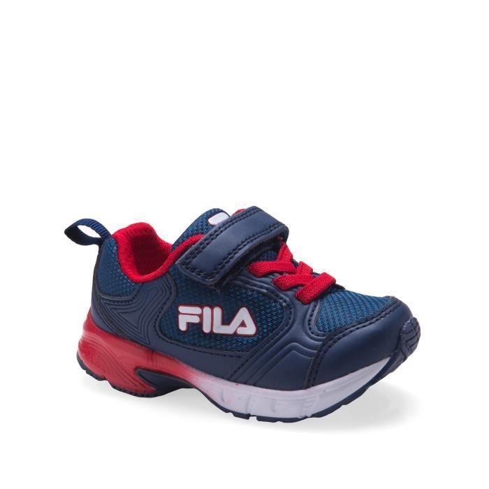 Fila Pas Cher Cdiscount Enfant De Bleu Chaussures Course Prix T1lJFKc3