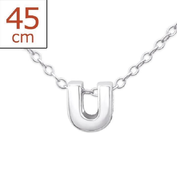 Colliers U Argent 925