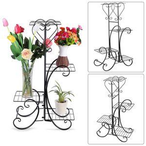 etagere pour fleur achat vente etagere pour fleur pas cher soldes d s le 10 janvier cdiscount. Black Bedroom Furniture Sets. Home Design Ideas