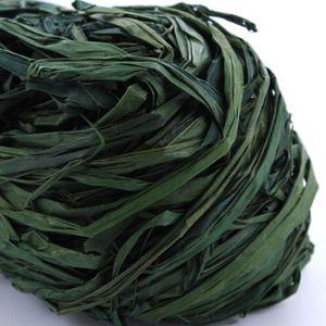 HEYDA Raphia végétal Vert feuillage 50g