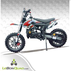 MOTO Moto Cross enfant thermique 49cc