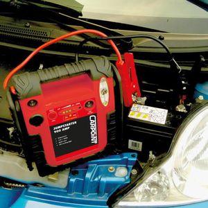 STATION DE DEMARRAGE Booster d'aide au demarrage 12V 900A.