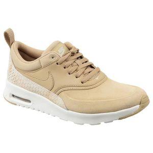 BASKET Nike Air Max Thea Premium Wmns 616723-203 Femme Ba