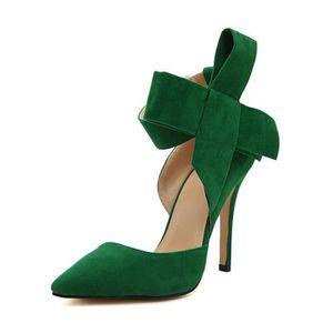 ESCARPIN Chaussure Escarpin femmes à talon aiguille bouts p
