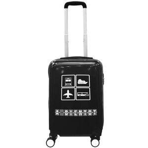VALISE - BAGAGE Valise Cabine A Roulettes Avec Poignée Téléscopiqu