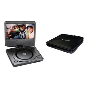 LECTEUR DVD Sunstech DLPM728 Lecteur DVD portable -écran: 7
