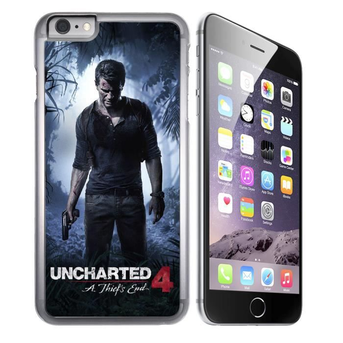 coque iphone 6 uncharted