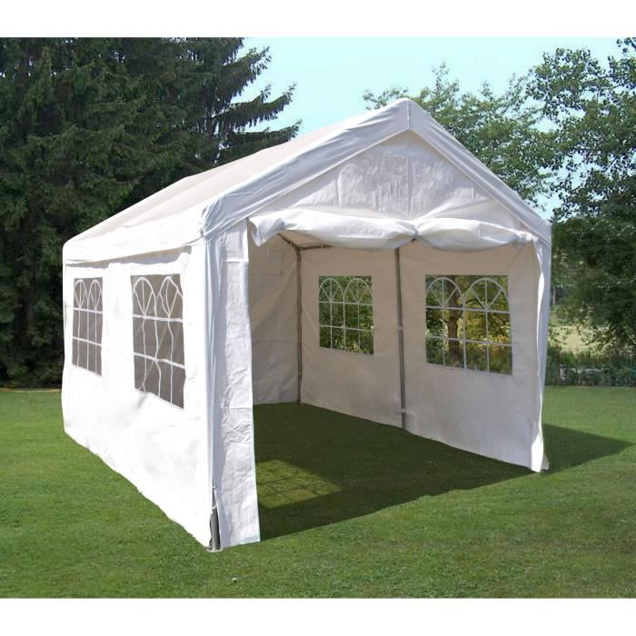 chapiteau professionnel pvc blanc toit pvc r sistant au gel porte enroulable fen tres lat rales. Black Bedroom Furniture Sets. Home Design Ideas