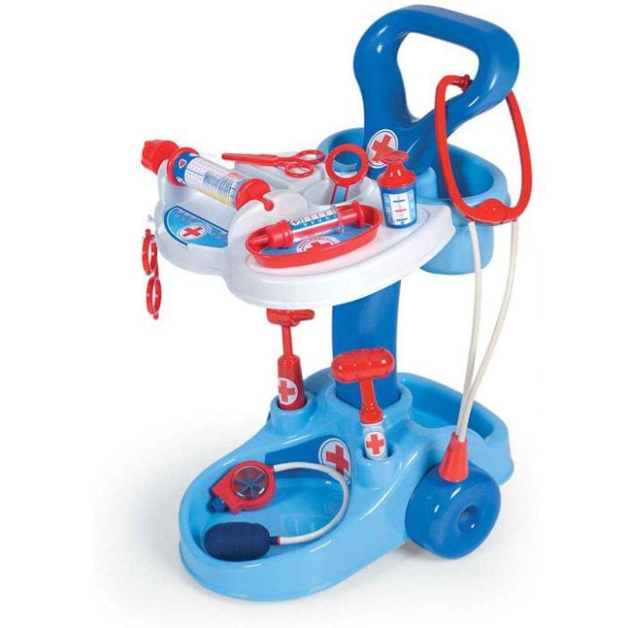 chariot de clinique pour enfant avec accessoire achat vente docteur v t rinaire cdiscount. Black Bedroom Furniture Sets. Home Design Ideas