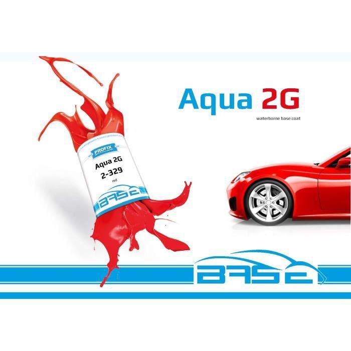 PEINTURE AUTO Base hydro à vernir 500ml Peugeot KAB APPRET JAUNE