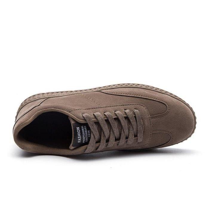 Espadrilles Confortable Plus Taille Respirabilité En Toute LéGèReté Homme gris R31843553_333 hq9HZ