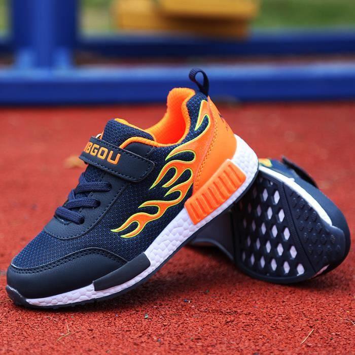 basket Chaussures Mode enfants Chaussures De Sport Printemps et automne casual chaussures garçons et filles Chaussures de course