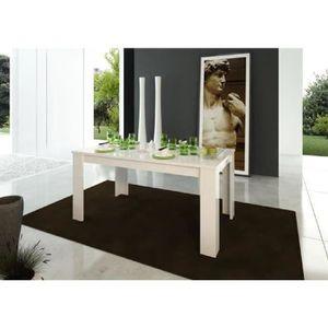 TABLE À MANGER SEULE MILANO Table à manger extensible de 6 à 10 personn