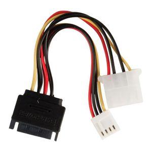 CÂBLE E-SATA Câble adaptateur d'alimentation interne à connecte